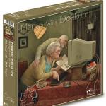 Puzzel DOKKUM, Meegaan met je tijd 48,5x54cm - 1000 pcs