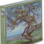 Puzzle - 1000 pcs, Blooming Apple tree