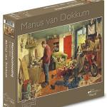 Puzzle - 1000 pcs, A man's World
