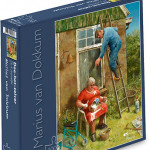 Puzzle - 1000 pcs, Do it yourselfer