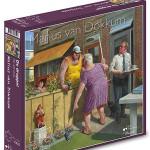 Puzzle DOKKUM - 1000 pcs, The last Straw