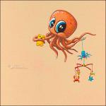 Baby inktvis