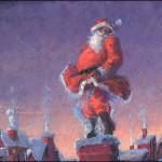 Santa likes it Hot