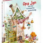 Opa Jan und der turbulente Geburtstag (Deutsch)