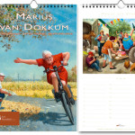 Verjaardagskalender Marius van Dokkum /Birthday Reminder