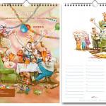 Birthday Reminder OPA JAN Marius van Dokkum 30,5 x 20,5 cm