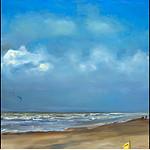 Strand Noord drieluik