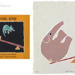 What goes up... met boekje Piep Piep