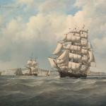 Krijtrotsen van Dover