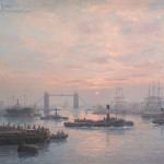 Activity on the Thames